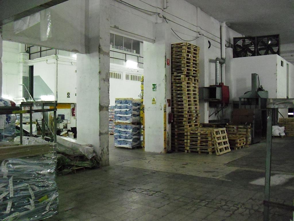 Nave industrial en alquiler en calle Castella, Provençals del Poblenou en Barcelona - 156248678