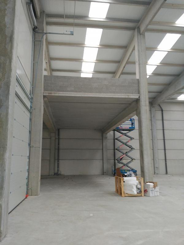Nave industrial en alquiler en calle Can Vinyals, Polinyà - 383779372