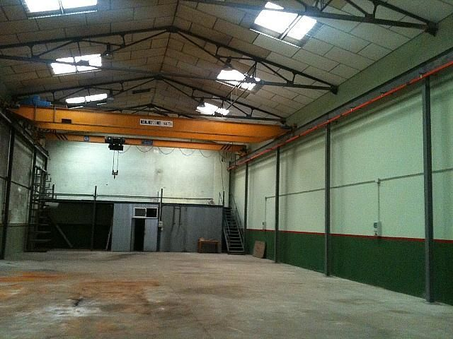 Nave industrial en alquiler en calle Centro, Lliçà de Vall - 182788076