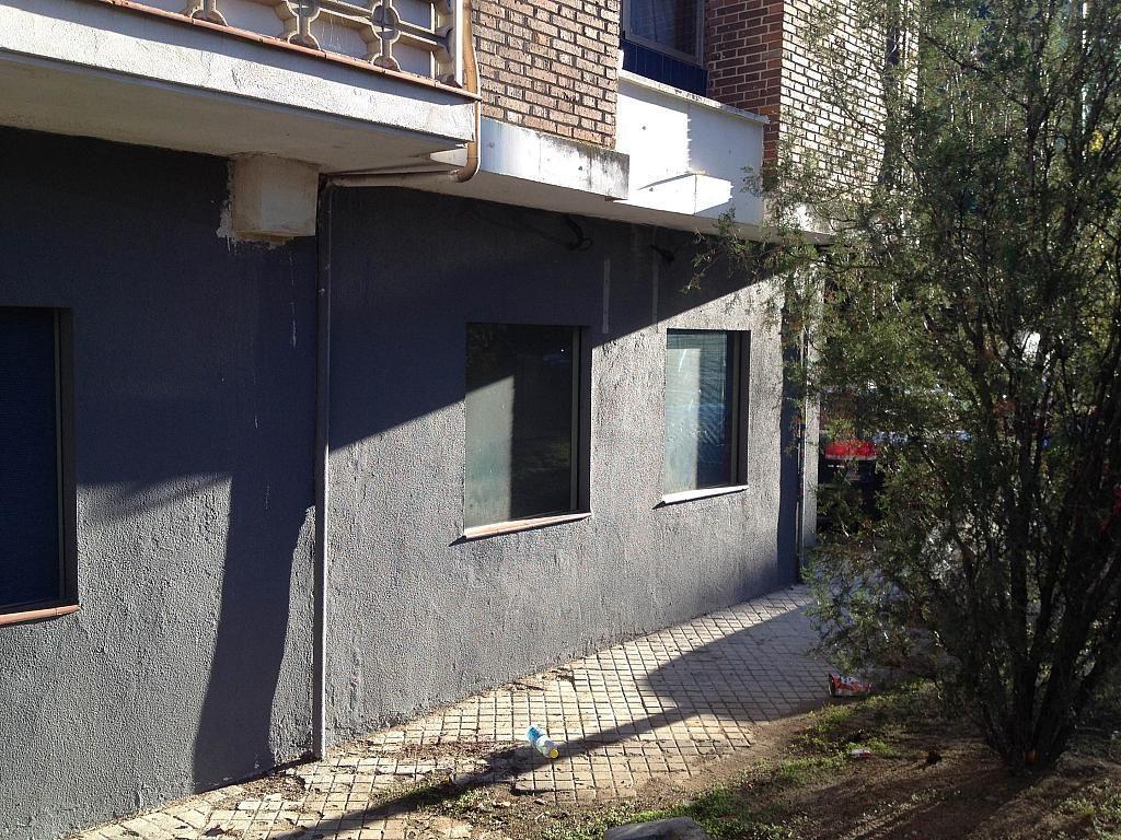 Fachada - Local comercial en alquiler en calle Oña, Valdebebas - Valdefuentes en Madrid - 219576083