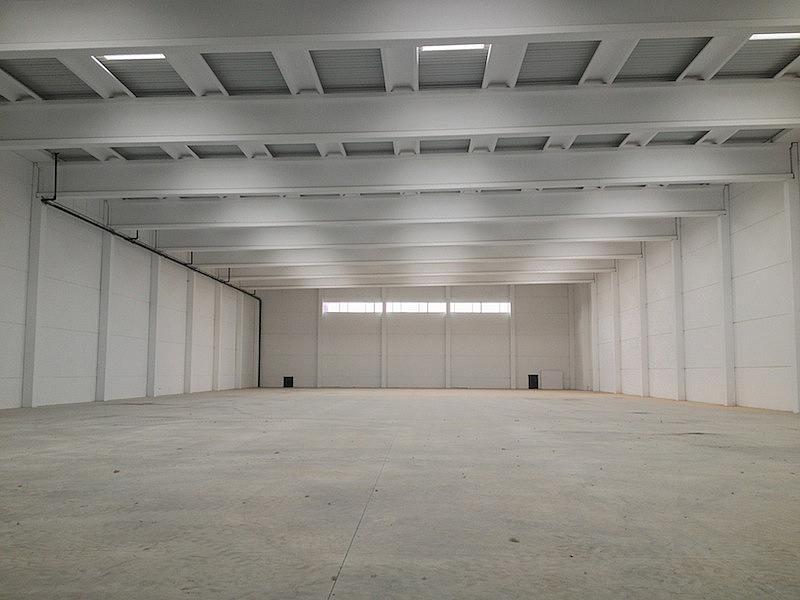 Nave industrial en alquiler en calle Del Mogent, Llinars del Valles - 214148278