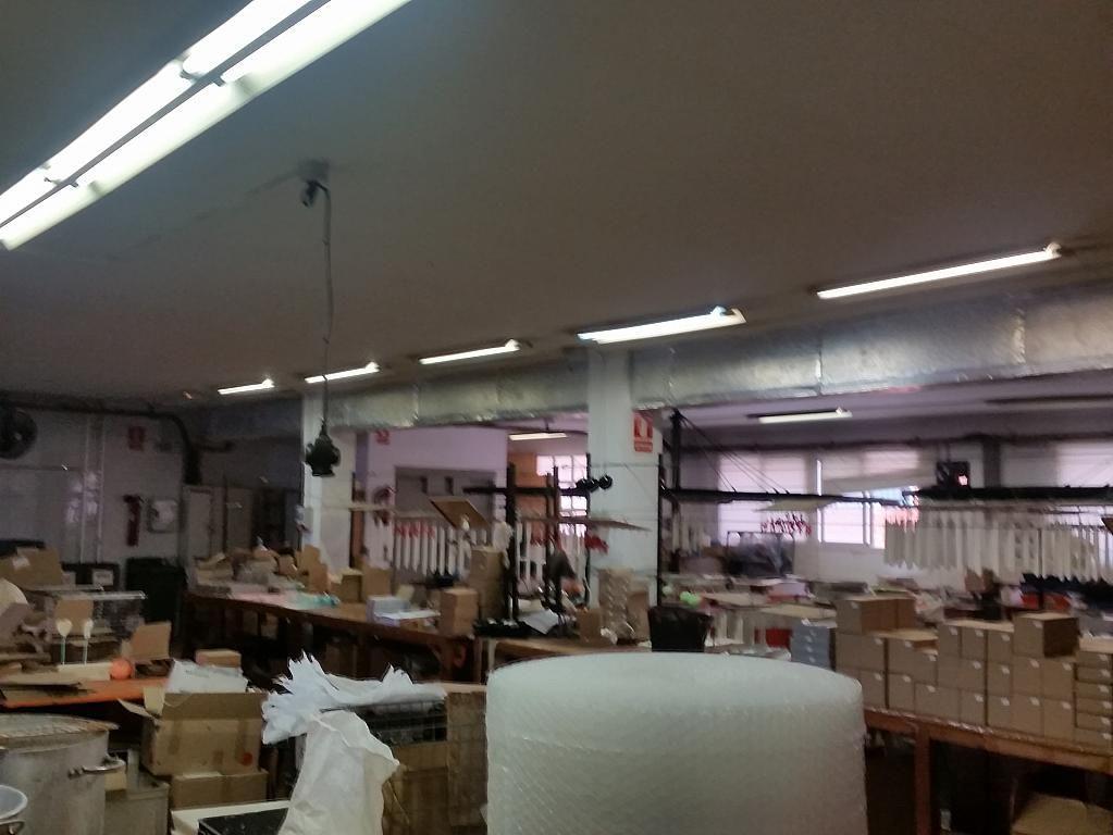 Nave industrial en alquiler en calle Montilla, Pla del Vent Torreblanca en Sant Joan Despí - 240057694