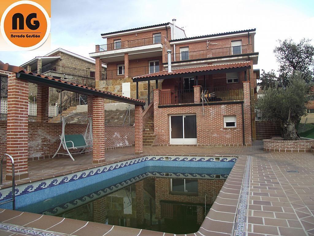 Casa pareada en venta en calle camelias manzanares el real 8425 mr ad 2025 yaencontre Casas en manzanares el real