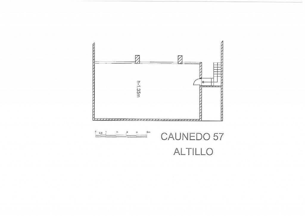 Local comercial en alquiler en calle Caunedo, San blas en Madrid - 358121871