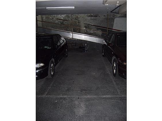 Parking en alquiler en calle Ruiz de Padron, Camp d´en Grassot en Barcelona - 217427386