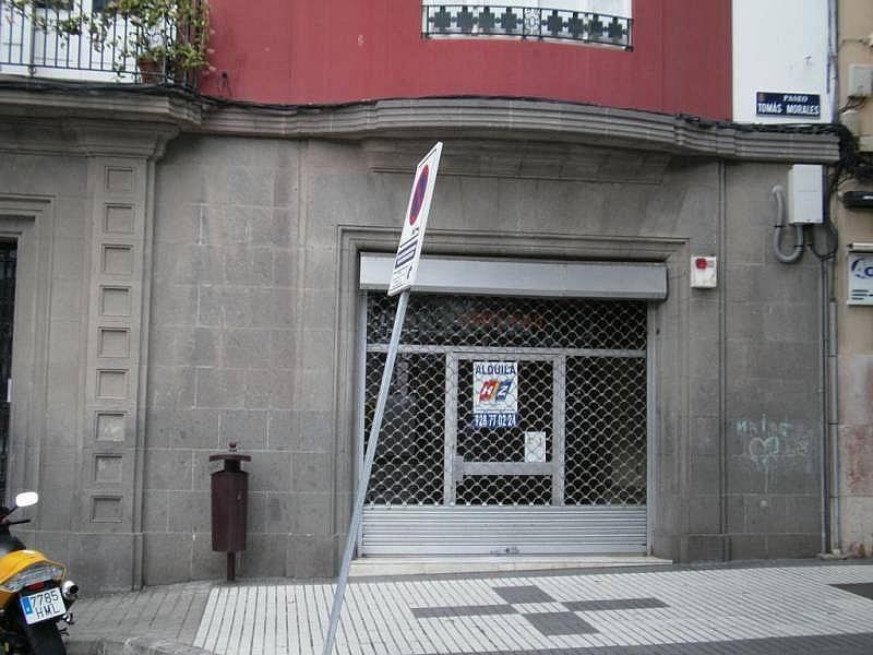 Foto - Local comercial en alquiler en calle Tomás Morales, Palmas de Gran Canaria(Las) - 276063985