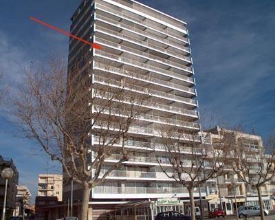 Fachada - Apartamento en venta en paseo Del Mar, Palamós - 65993073