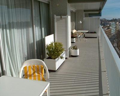 Terraza - Apartamento en venta en paseo Del Mar, Palamós - 65993076