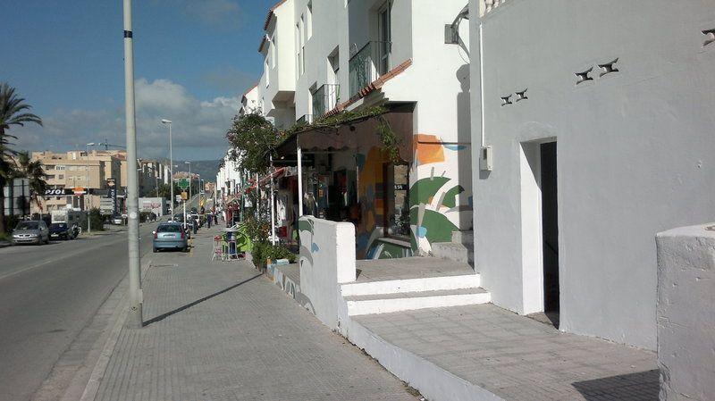 Local comercial en alquiler en calle Batala del Salado, Tarifa - 122505142