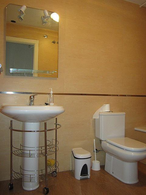 Baño - Apartamento en alquiler de temporada en Morche, El - 263184130