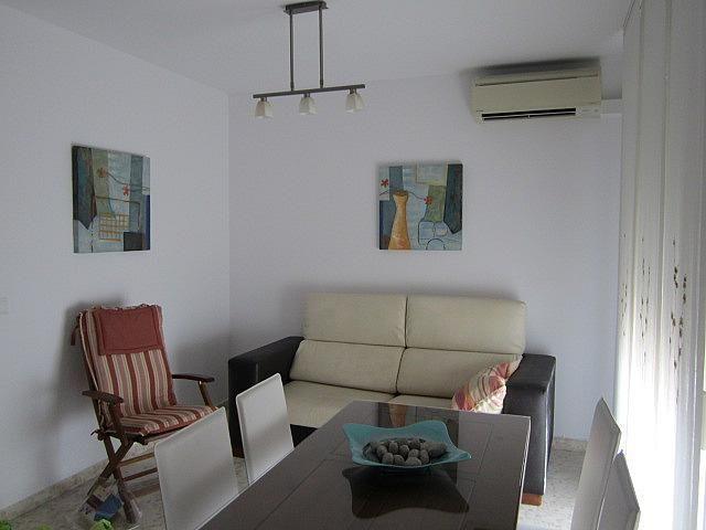 Salón - Apartamento en alquiler de temporada en Morche, El - 203365393