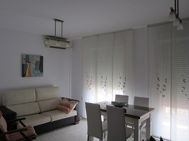 Salón - Apartamento en alquiler de temporada en Morche, El - 203365399