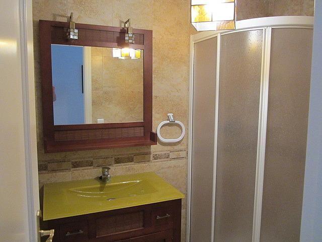 Baño - Apartamento en alquiler de temporada en Morche, El - 203365400