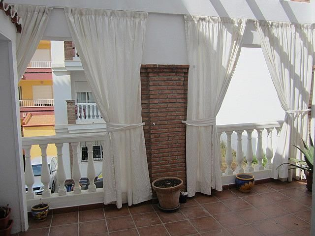 Patio - Apartamento en alquiler de temporada en Morche, El - 203365426