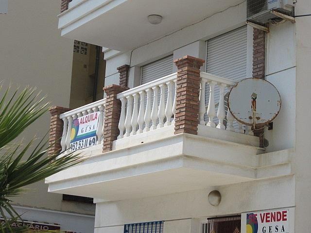 Fachada - Apartamento en alquiler de temporada en Morche, El - 203365441