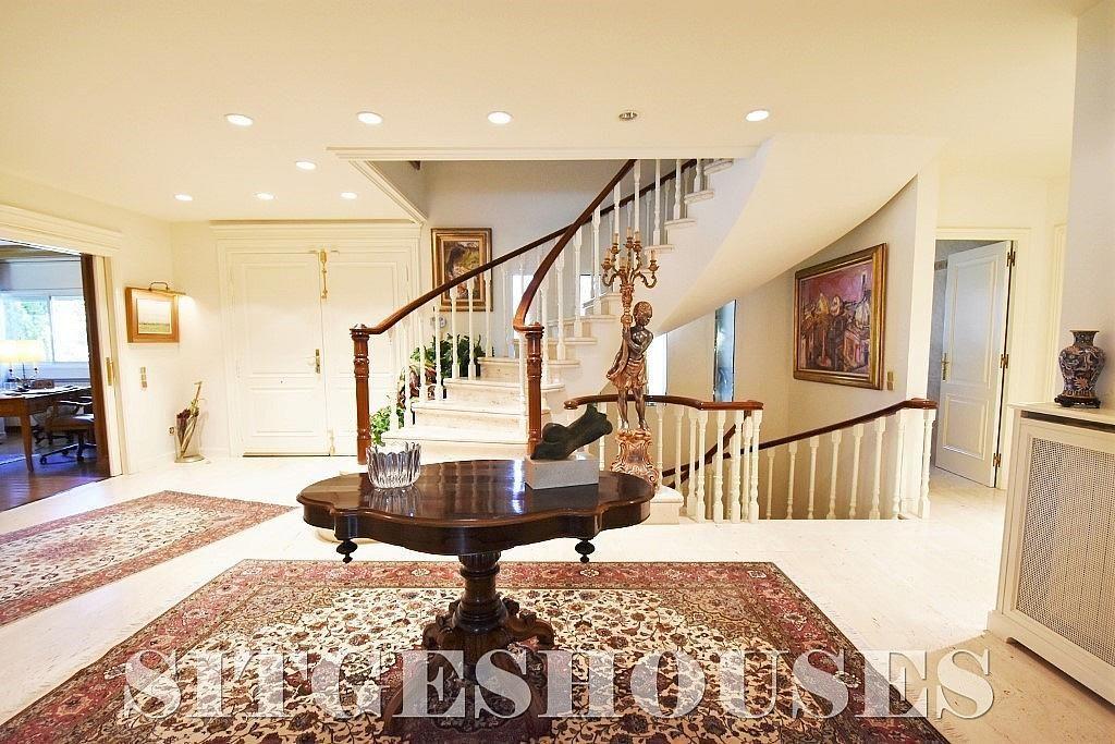Pasillo - Casa en alquiler en calle Josep Planas I Robert, Terramar en Sitges - 263611561