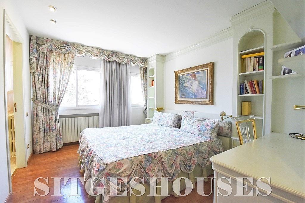 Dormitorio - Casa en alquiler en calle Josep Planas I Robert, Terramar en Sitges - 263611568