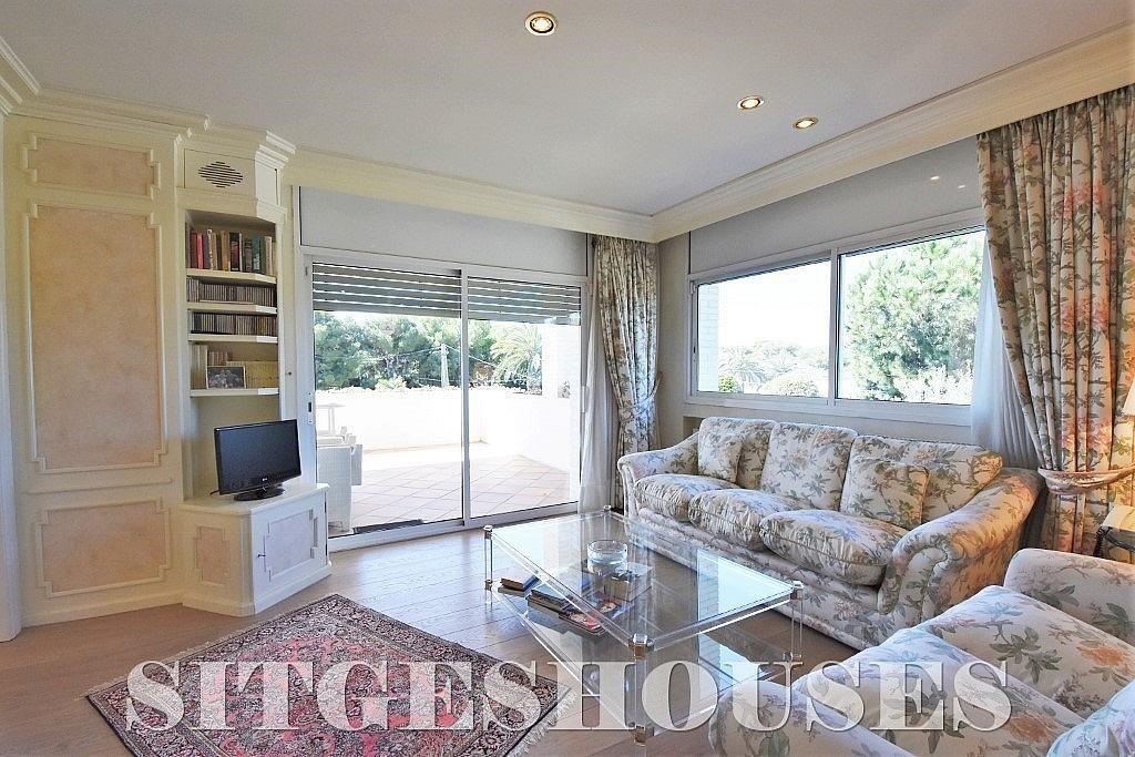 Dormitorio - Casa en alquiler en calle Josep Planas I Robert, Terramar en Sitges - 263611591