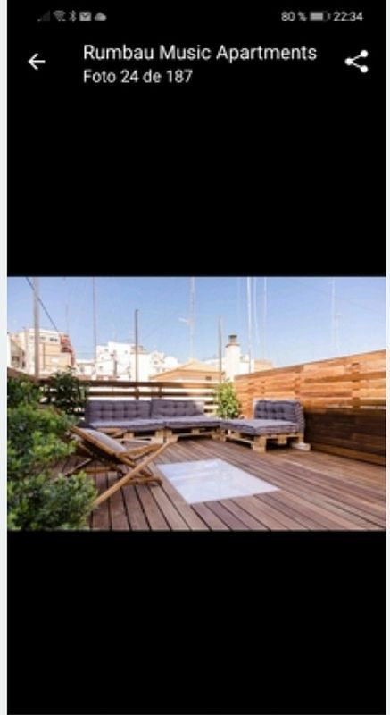 Apartamento en alquiler en El Mercat en Valencia