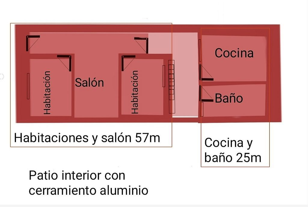 Casa en venta en Tocina