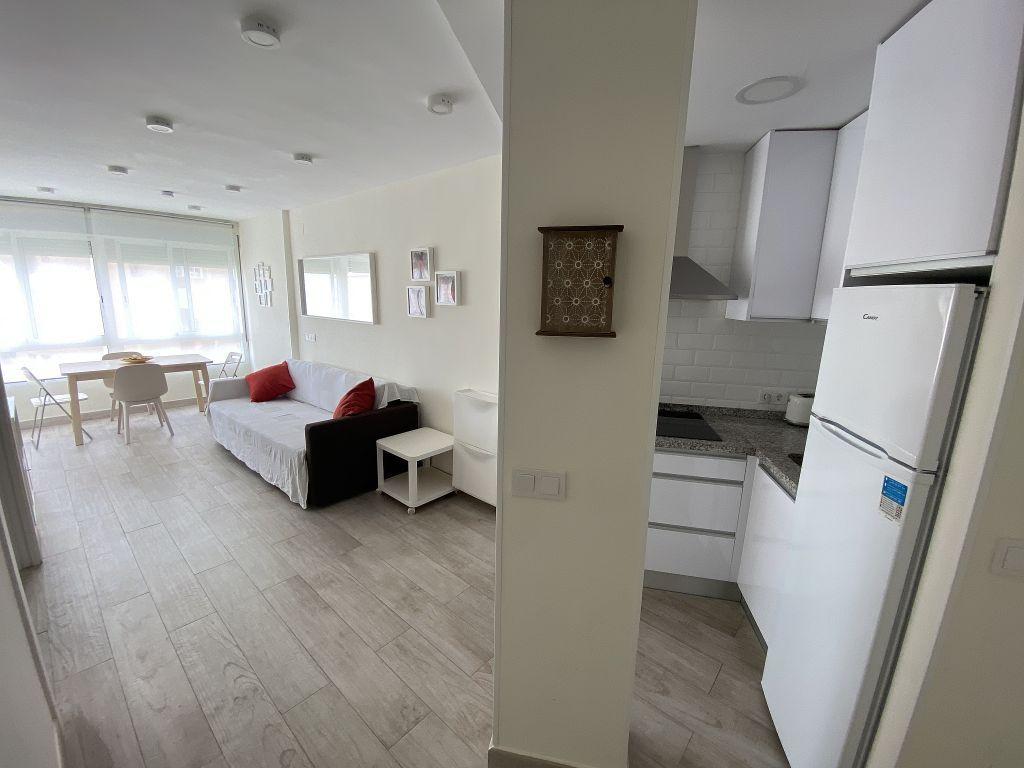 Apartamento en alquiler en Centro Internacional en