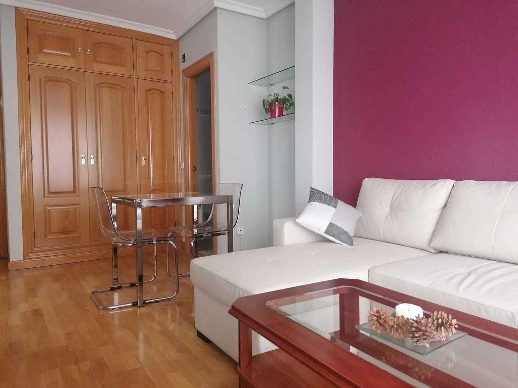 Estudio en alquiler en Almenara en Madrid