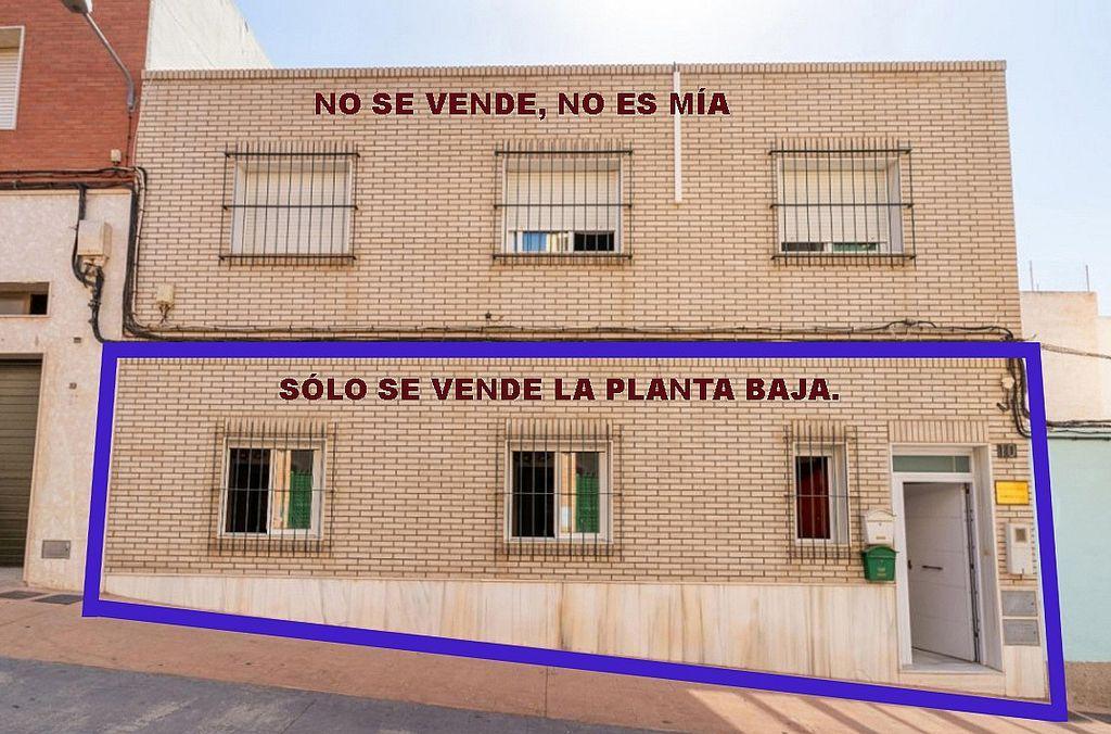 Bajo en venta en San Luis en Almería