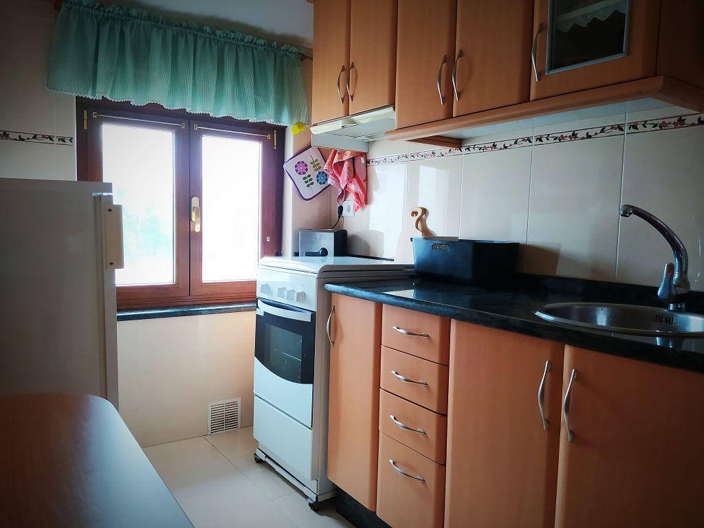 Apartamento en alquiler en Tapia de Casariego