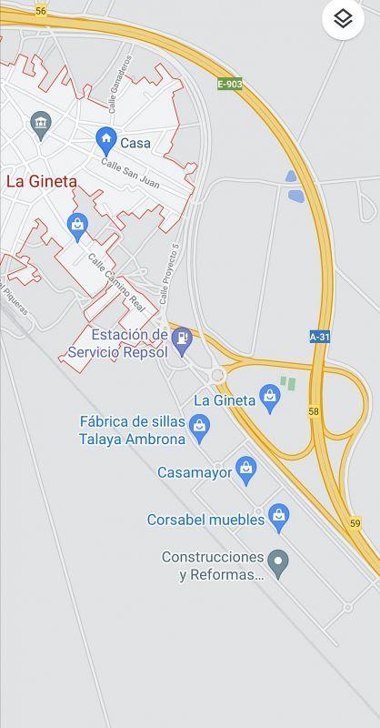Casa en venta en Gineta (La)