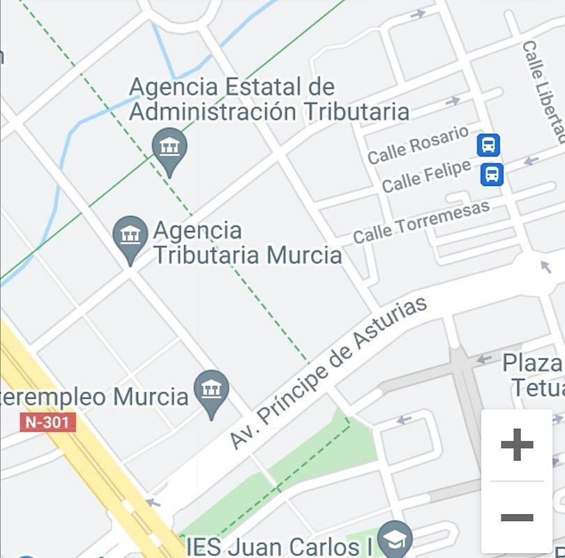 Piso en venta en Juan Carlos I en Murcia