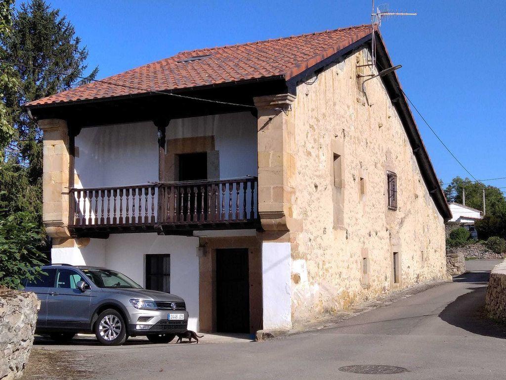 Casa rural en venta en Herrerías
