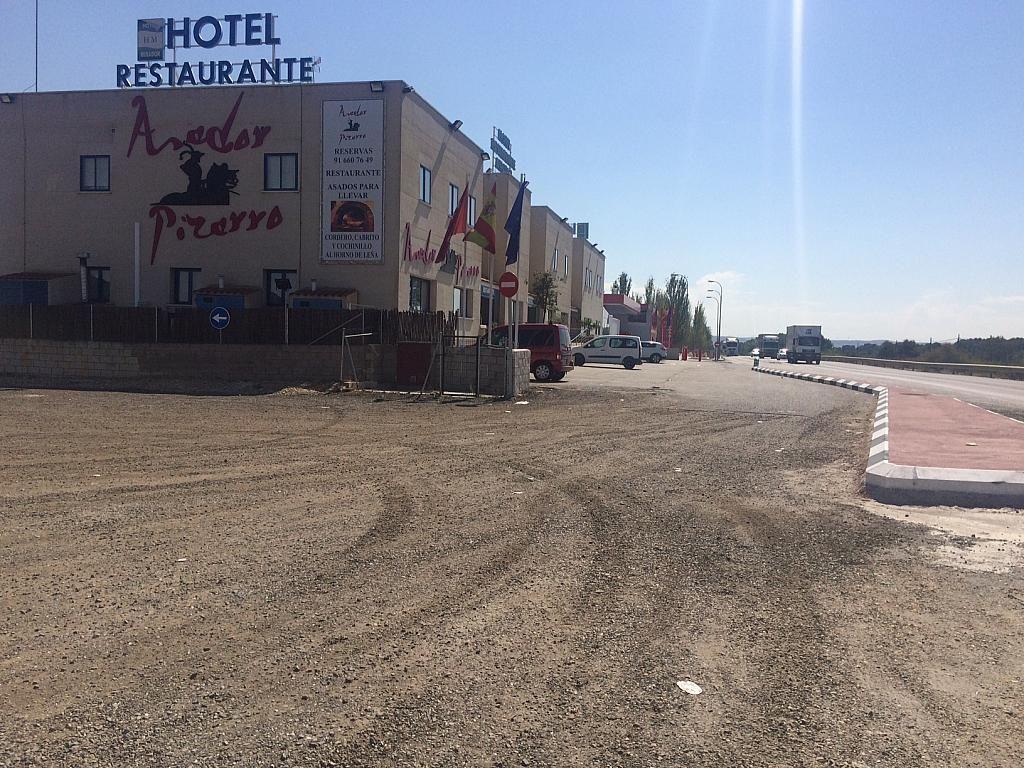 Parking - Terreno en alquiler en carretera Velilla a Arganda, Velilla de San Antonio - 325281398