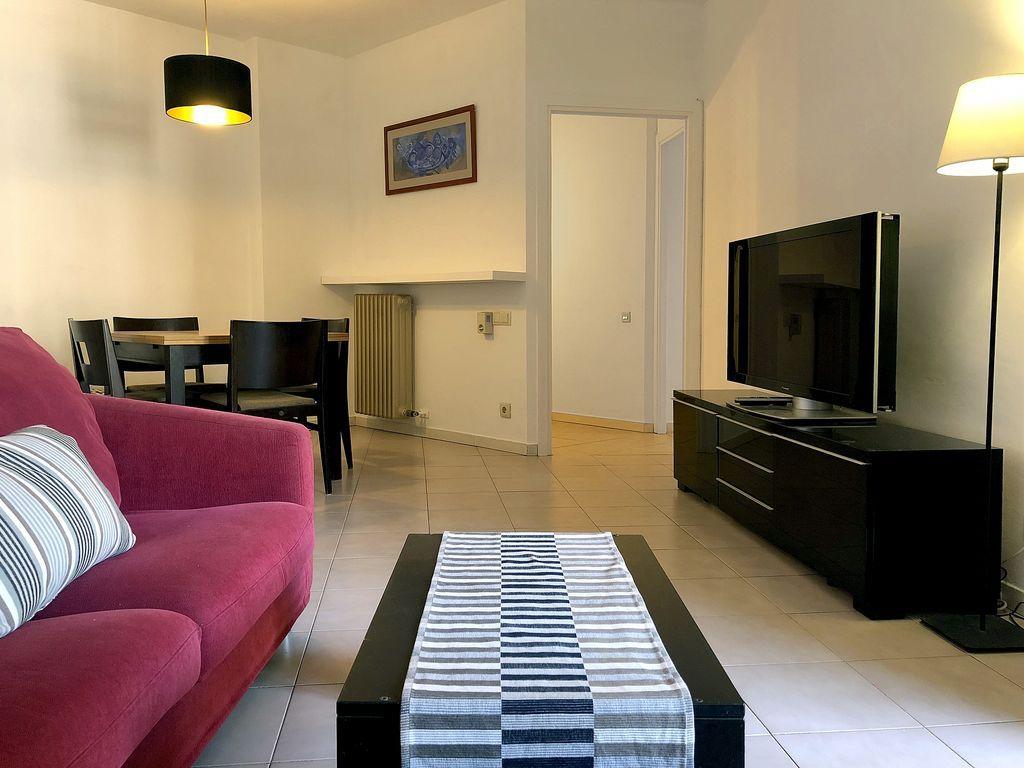 Apartamento en alquiler en La Sagrada Família en B