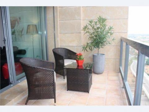Terraza - Loft en alquiler en calle De Las Jacarandas, Burjassot - 21516743
