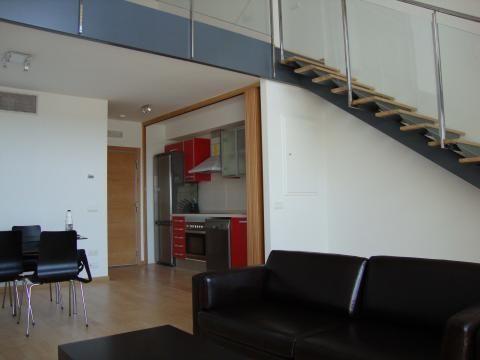 Vestíbulo - Loft en alquiler en calle De Las Jacarandas, Burjassot - 21516847