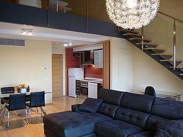 Comedor - Loft en alquiler en calle De Las Jacarandas, Burjassot - 229185059