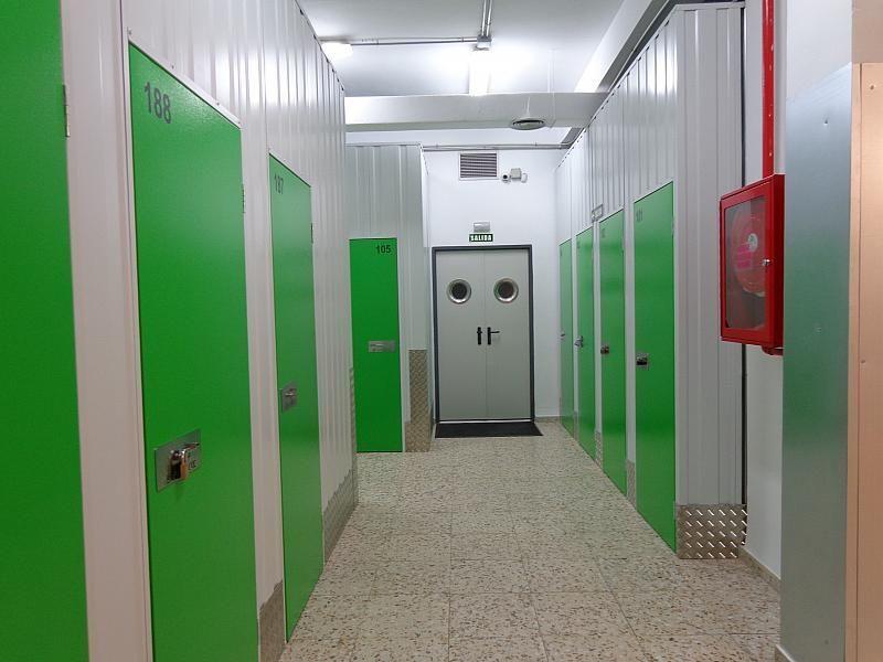 Pasillo - Trastero en alquiler en calle Los Pintores, Ondarreta-Las Retamas-Parque Oeste en Alcorcón - 230071921