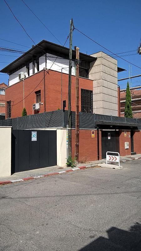 Fachada - Chalet en alquiler en calle Sánchez Guerrero, Canillas en Madrid - 315277902