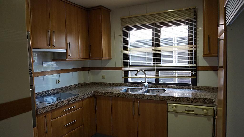 Cocina - Chalet en alquiler en calle Sánchez Guerrero, Canillas en Madrid - 315278526