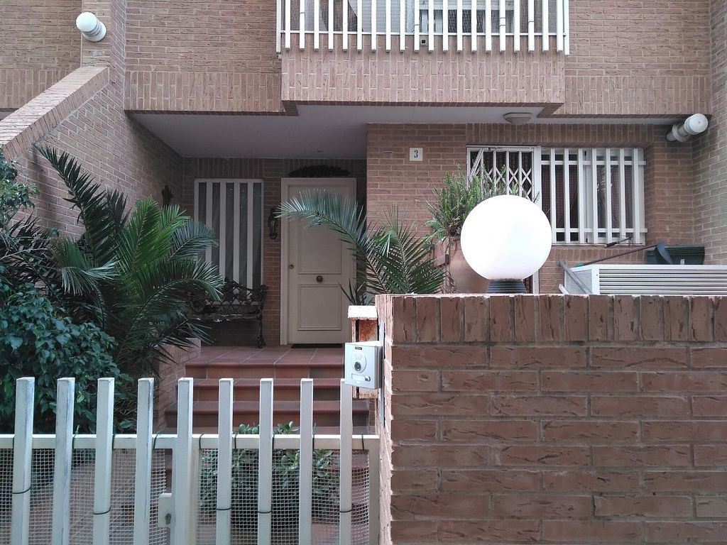 Casa adosada en venta en La Patacona en Alboraya