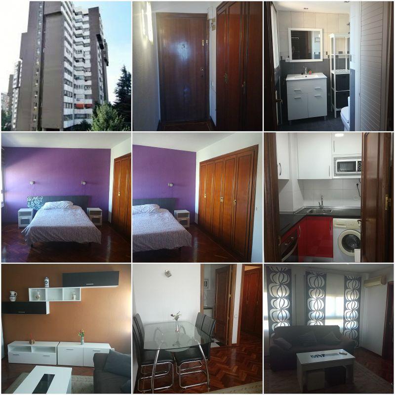 Apartamento en alquiler en La Paz en Madrid