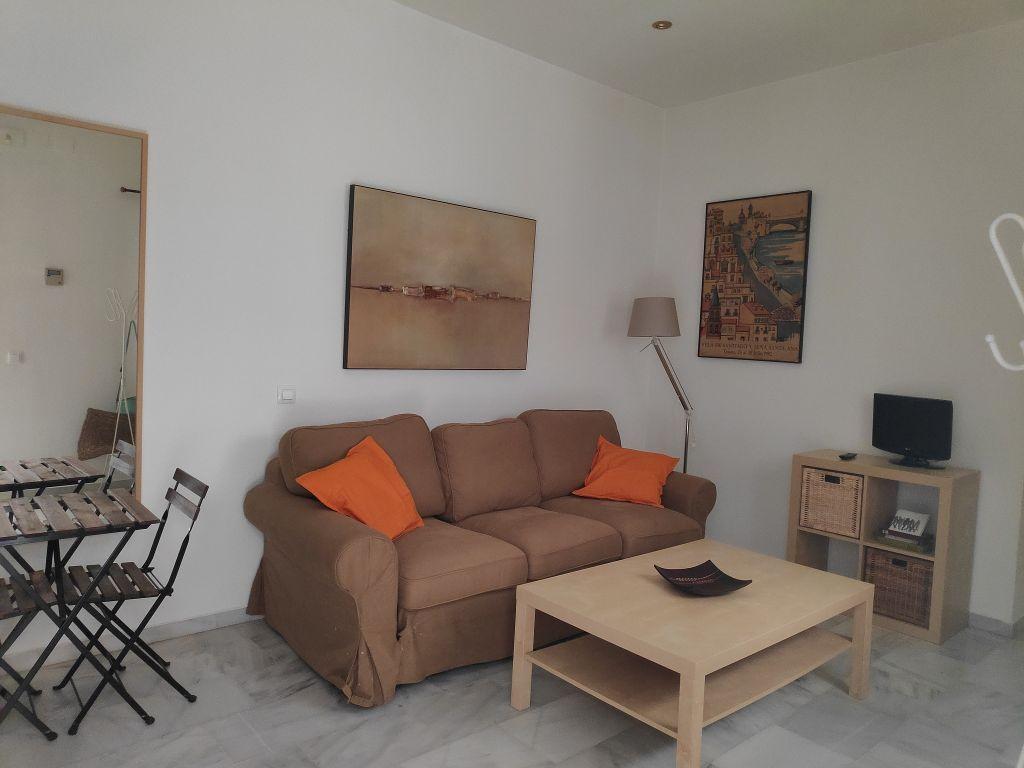 Apartamento en alquiler en San Vicente en Sevilla