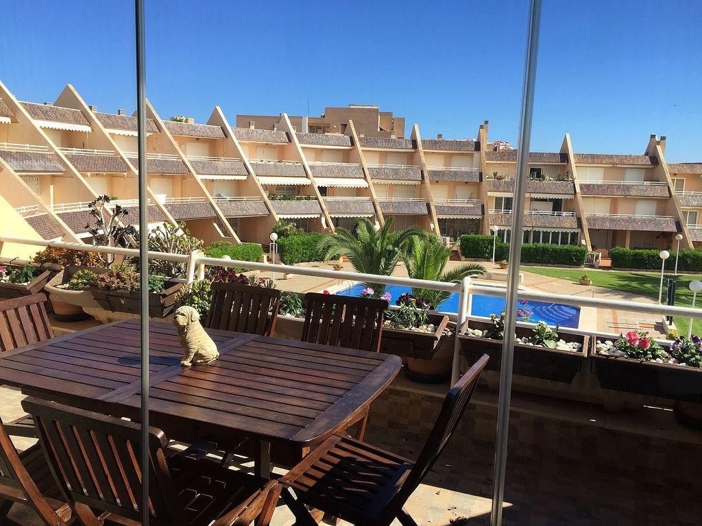 Casa en alquiler en Playa del Esparto-Veneziola en