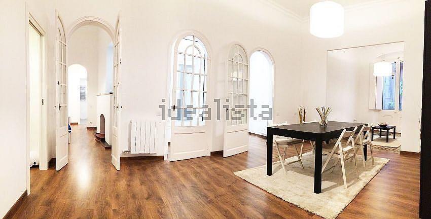 Piso de dise o peque o en alquiler en zona alta barcelona casa dise o - Alquiler pisos barcelona particulares ...