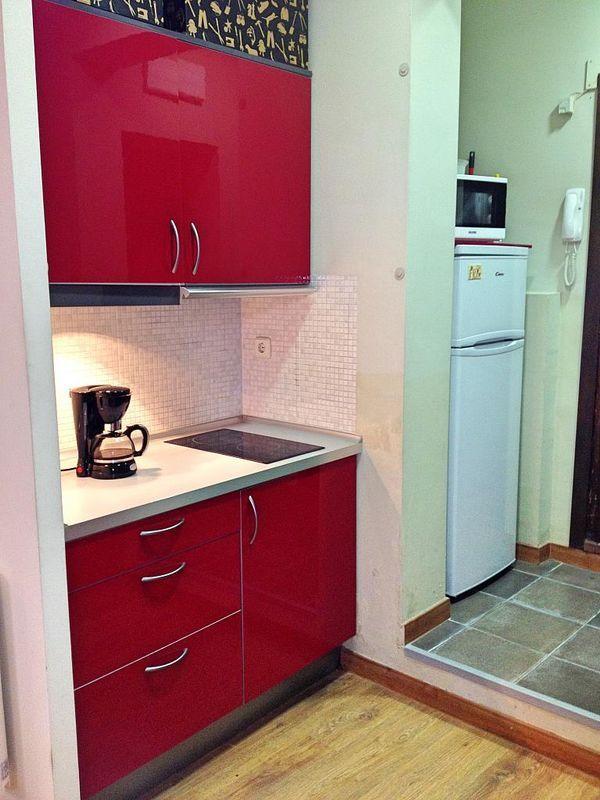 Cocina - Local en alquiler en calle Peña de Francia, Embajadores-Lavapiés en Madrid - 126581241