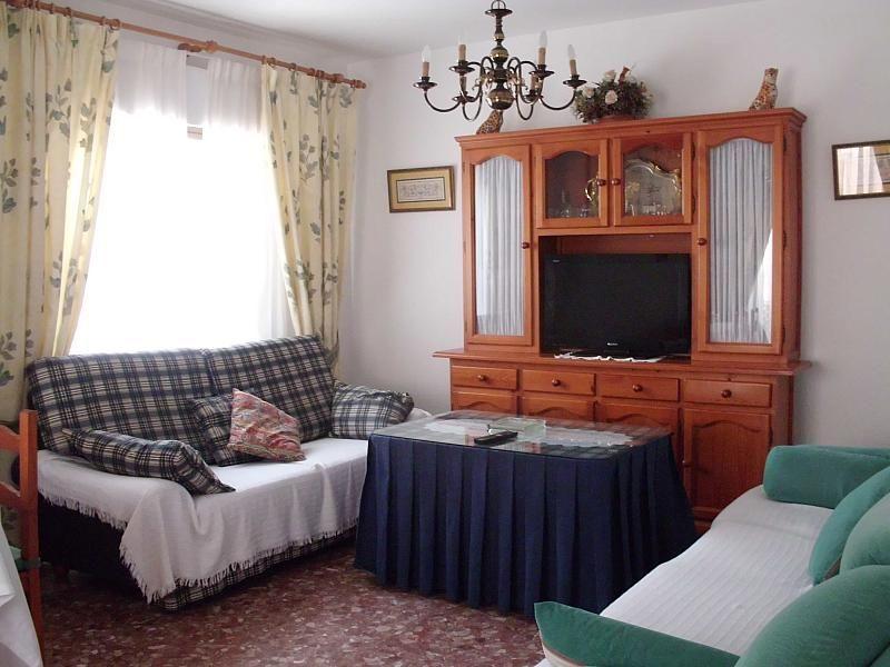 Salón - Dúplex en alquiler en calle Virgen de Fatima, Chipiona - 257873401