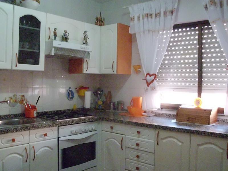 Cocina - Dúplex en alquiler en calle Virgen de Fatima, Chipiona - 257873405