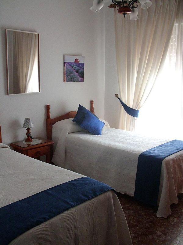 Dormitorio - Dúplex en alquiler en calle Virgen de Fatima, Chipiona - 257873409