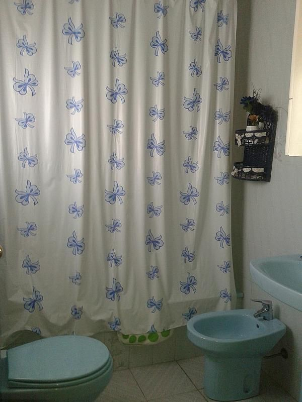 Baño - Dúplex en alquiler en calle Virgen de Fatima, Chipiona - 381977920