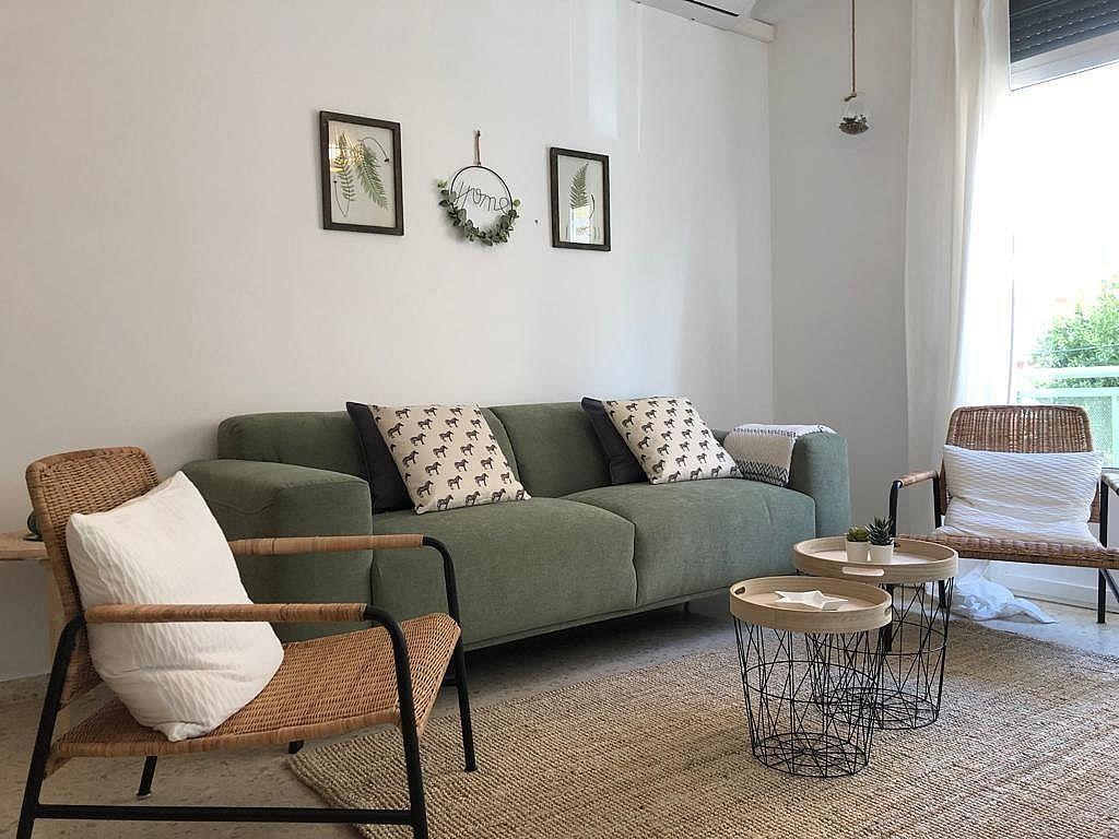 Apartamento en alquiler en Centro-Calzada-Cabo Nov